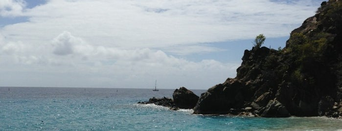Shell Beach, Gustavia is one of Places.