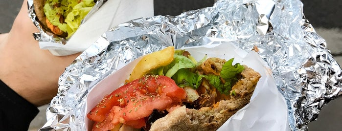 Zeus Grill Gyros is one of Must Visit BP.