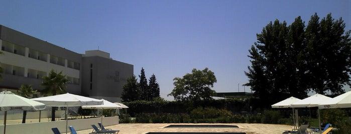 BejaParque Hotel is one of VISITAR Beja.