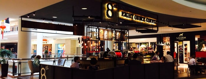 Eight Ounce Coffee is one of Coffee Cafe Place KL.