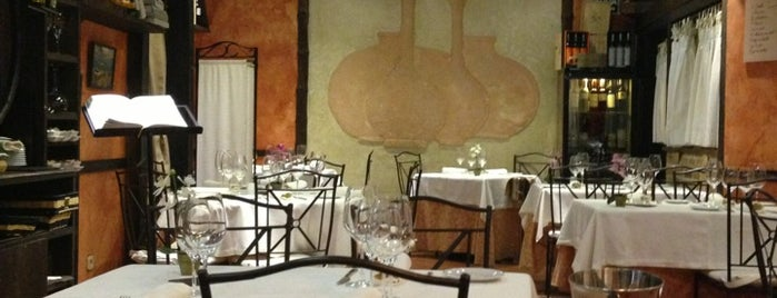 La Sidreria is one of Restaurantes.