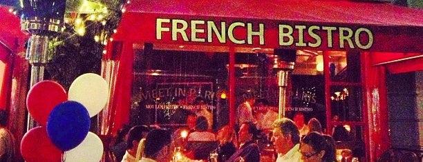 Meet in Paris is one of Restaurants.