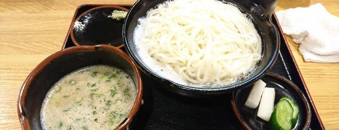 五味八珍 is one of うどん 行きたい.