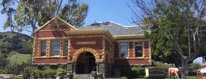 San Luis Obispo Historical Museum is one of interesting spots in San Luis Obispo, CA.