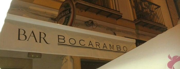 Bocarambo is one of Comer (bien) en Jerez.