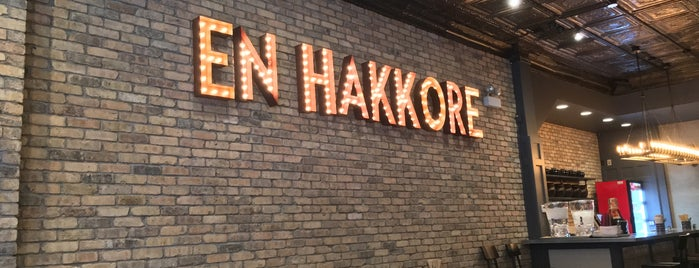 En Hakkore 2.0 is one of What To Do This Week in Chicago.