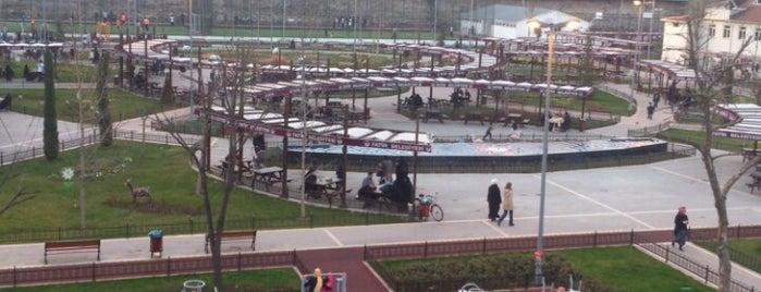 Çukurbostan Parkı is one of yeni yerler.