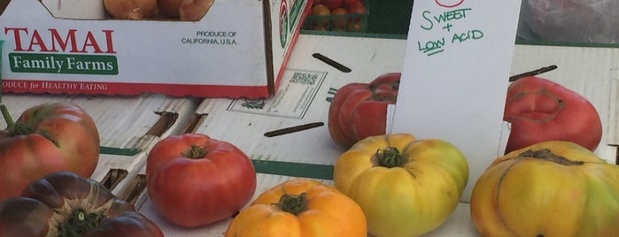 Venice Farmers Market is one of Cali.