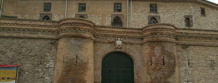 Castillo Palacio de Cortes is one of Lugares interesantes en Tudela y Ribera.