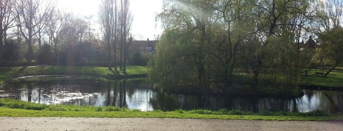Florapark is one of I ♥ Noord.