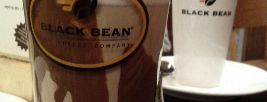 Black Bean - The Coffee Company is one of Munich Cafes next to try.