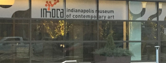 Indianapolis Museum of Contemporary Art (IMoCA) is one of 300 Days of Indy.