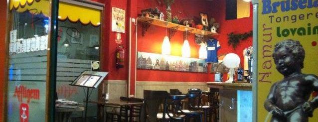 Op11 Taberna Belga is one of Madrid: de Tapas, Tabernas y +.