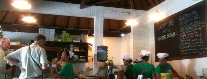 Warung Sopa is one of Bali nice places.
