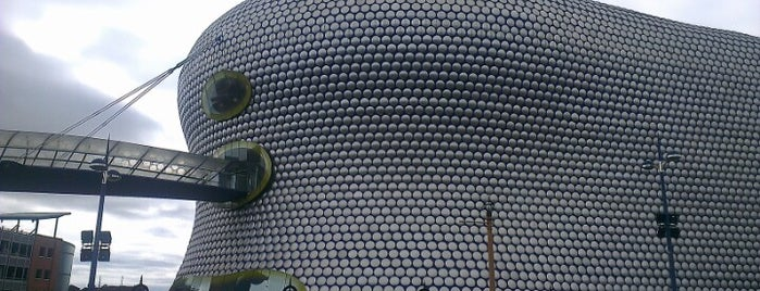 Birmingham is one of Top 10 favorites places in Birmingham, UK.