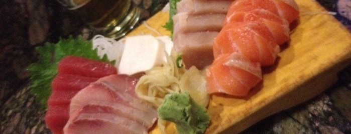 Nishiki Sushi is one of Gluten Free Dining Downtown Sacramento.