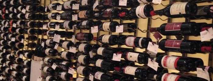 Crush Wine & Spirits is one of NYC.