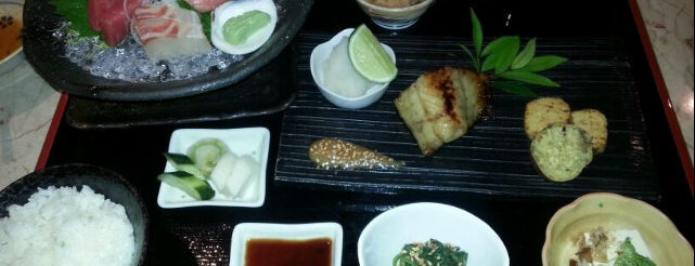 Kamogawa Robatayaki is one of FAVORITE JAPANESE FOOD.