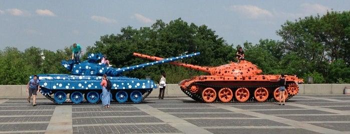 Музей истории Украины во Второй мировой войне is one of EURO 2012 FRIENDLY PLACES.