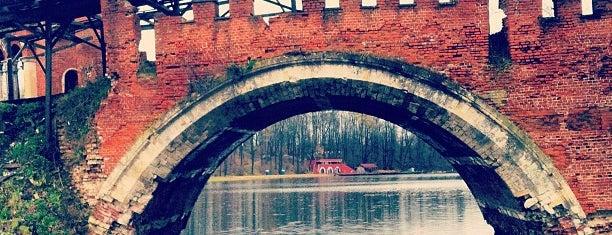Усадьба «Марфино» is one of Сады и парки Москвы.