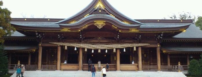 八方除 寒川神社 is one of 海老名・綾瀬・座間・厚木.