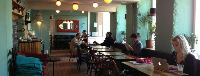 Café Lyst is one of copenhagen.