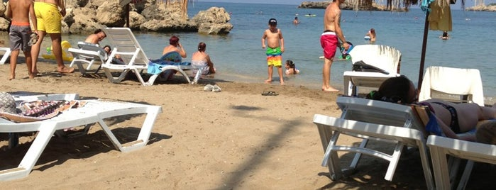 Mare Monte Beach is one of Northern Cyprus.