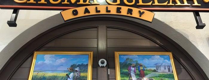 Gallery Chuma is one of Charleston, SC.