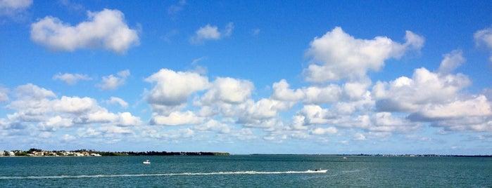 Sanibel Island is one of Fort Myers/Naples.
