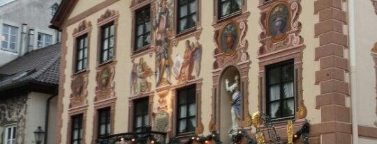 Garmisch-Partenkirchen is one of Wish list.
