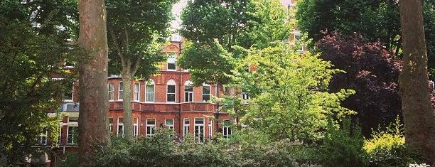 Best Western Burns Hotel Kensington is one of Europe 2014.