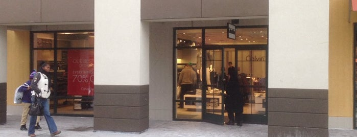 Calvin Klein is one of Top picks for Clothing Stores.