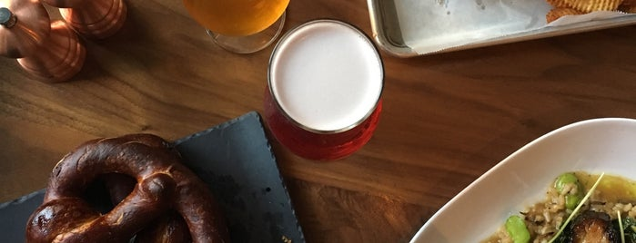 Columbus Tap is one of Best Chicago Brunches, 2016.