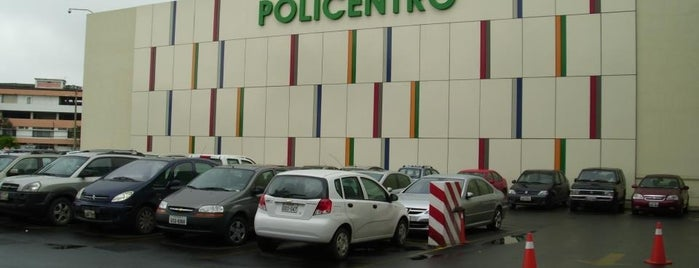 C.C. Policentro is one of Agencias Diario El Universo.