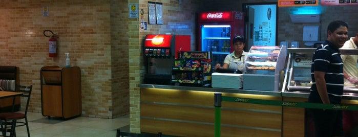 Subway is one of Restaurantes e bares.
