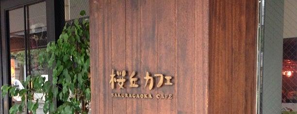Sakuragaoka Cafe is one of Japan Cafes.