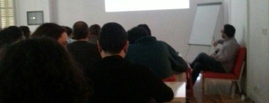 Escuela TAG is one of Publicidad y RR. PP..