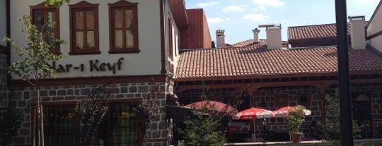 Nar-ı Keyf is one of Ankara.