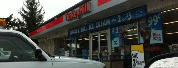 Turkey Hill Minit Markets is one of Ephrata; PA.