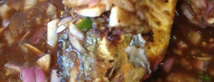 Ikan Bakar Pak Din is one of KL Cheap Eats.