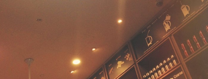 Starbucks is one of Night Shift (Singapore).