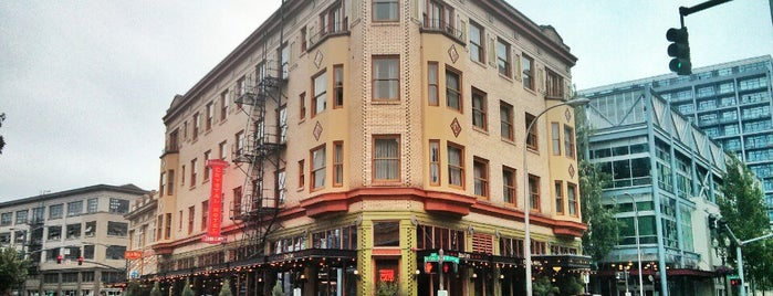 The Crystal Hotel is one of Things To Do in #PDX.