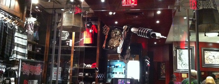 Hart And Huntington Tattoo Company is one of Top picks for Tattoo Parlors.