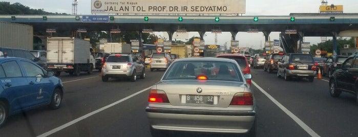 Jalan Tol Prof. DR. Ir. Sedyatmo is one of Jakarta. Indonesia.