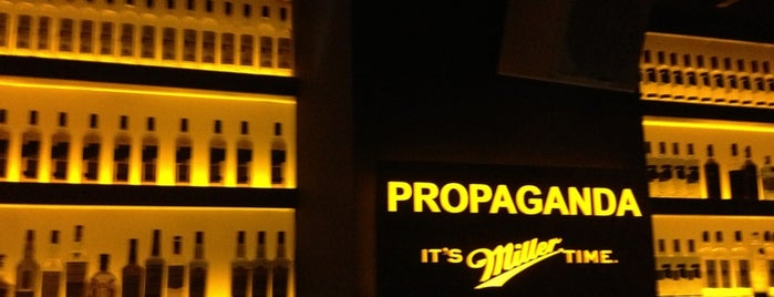 Propaganda is one of Istanbul 2014.