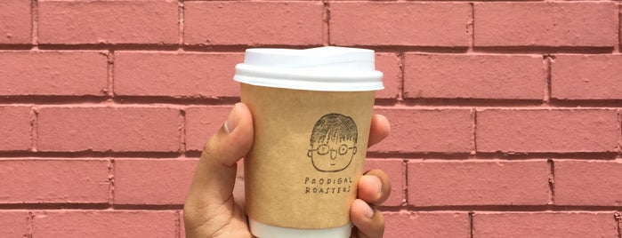Prodigal Roasters is one of To Check Out - Chillax.