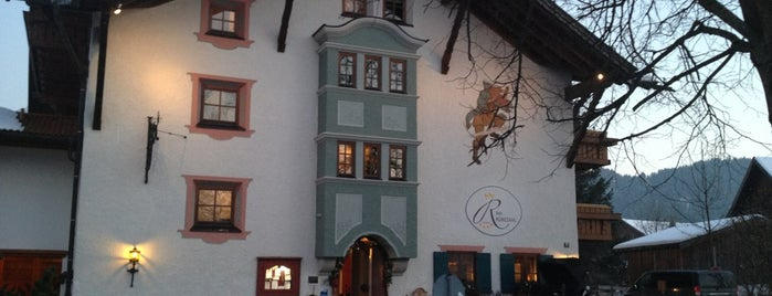 Hotel Rübezahl is one of Hideaways.