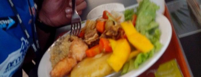 Restaurante SESC is one of Brasil: restaurantes bons, bonitos e baratos.