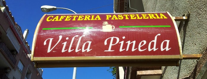 Cafetería Bar Villa Pineda is one of Bares.