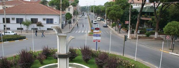 Ödemiş is one of İzmir.